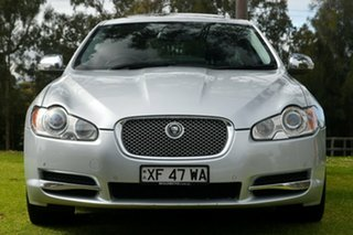 2008 Jaguar XF SV8 Sedan.