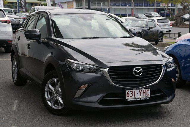 Demonstrator, Demo, Near New Mazda CX-3 Maxx SKYACTIV-Drive, Southport, 2018 Mazda CX-3 Maxx SKYACTIV-Drive Wagon