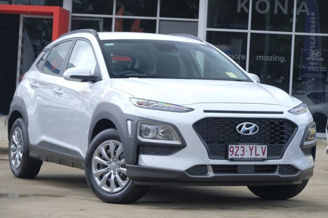 Demonstrator, Demo, Near New Hyundai Kona Go 2WD, Beaudesert, 2018 Hyundai Kona Go 2WD Wagon