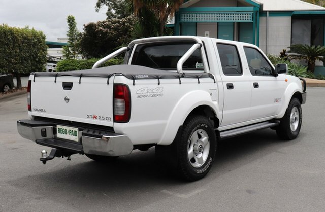 Used Nissan Navara ST-R, Acacia Ridge, 2013 Nissan Navara ST-R D22 S5 Utility