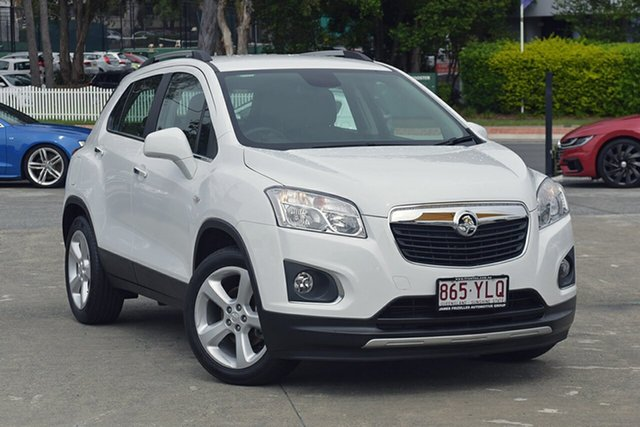 Used Holden Trax LTZ, Southport, 2015 Holden Trax LTZ Wagon