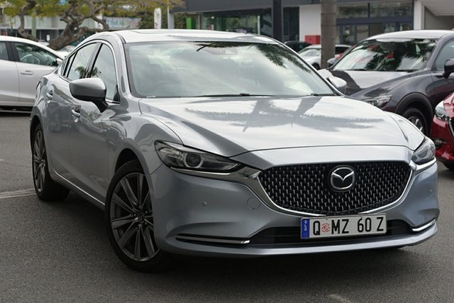 Demonstrator, Demo, Near New Mazda 6, Southport, 2018 Mazda 6 Sedan