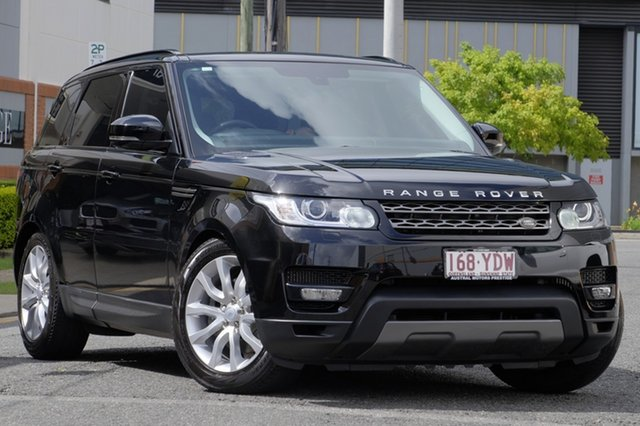 Discounted Used Land Rover Range Rover Sport TdV6 CommandShift SE, Newstead, 2014 Land Rover Range Rover Sport TdV6 CommandShift SE Wagon