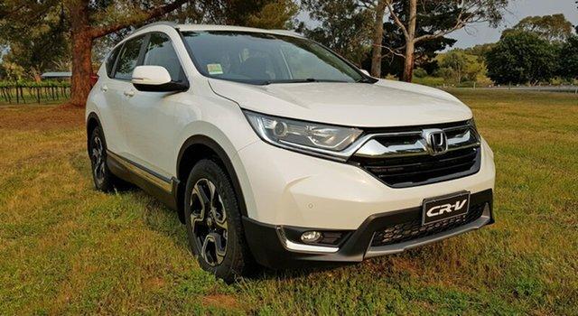 New Honda CR-V VTi-LX 4WD, Tanunda, 2018 Honda CR-V VTi-LX 4WD Wagon