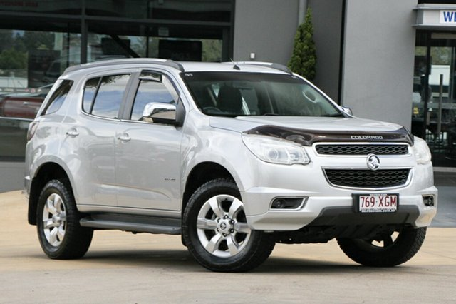 Used Holden Colorado 7 LTZ, Indooroopilly, 2013 Holden Colorado 7 LTZ Wagon