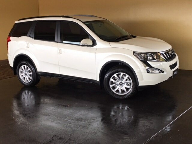 New Mahindra XUV500 W6 (fwd), Toowoomba, 2018 Mahindra XUV500 W6 (fwd) Wagon