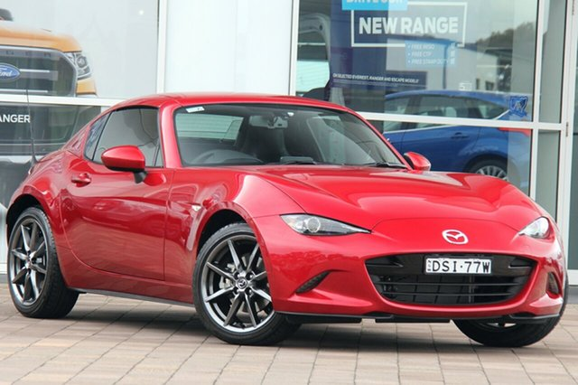 Discounted Used Mazda MX-5 GT SKYACTIV-Drive, Southport, 2017 Mazda MX-5 GT SKYACTIV-Drive Roadster