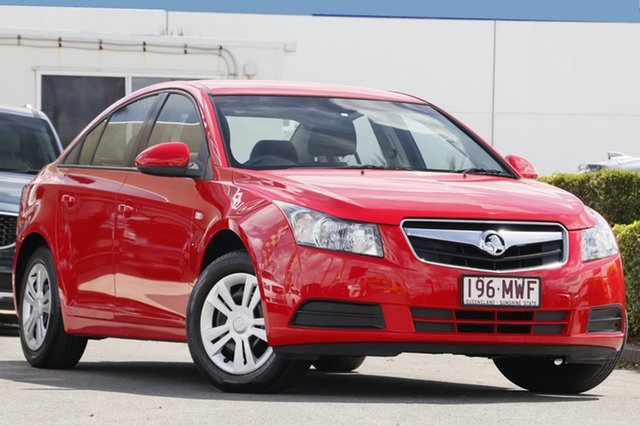 Used Holden Cruze CD, Bowen Hills, 2009 Holden Cruze CD Sedan