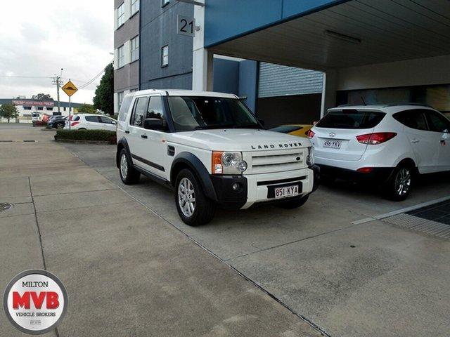 Used Land Rover Discovery 3 SE, Eagle Farm, 2007 Land Rover Discovery 3 SE Wagon