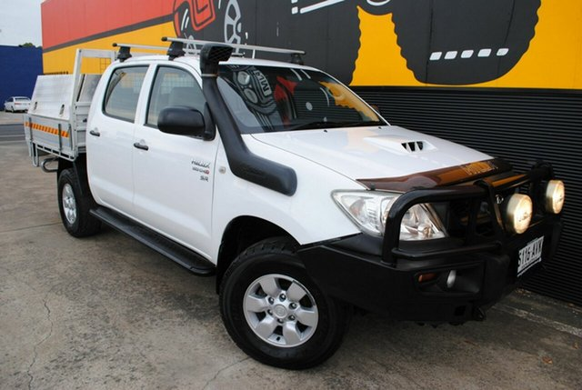 Used Toyota Hilux SR, Melrose Park, 2008 Toyota Hilux SR Cab Chassis