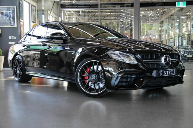 Used Mercedes-Benz E63 AMG SPEEDSHIFT MCT 4MATIC+ S, North Melbourne, 2018 Mercedes-Benz E63 AMG SPEEDSHIFT MCT 4MATIC+ S Sedan