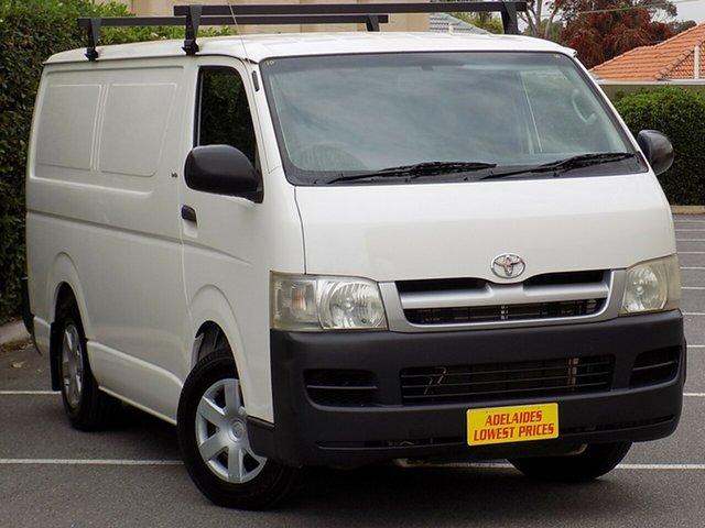 Used Toyota Hiace LWB, 2005 Toyota Hiace LWB Van