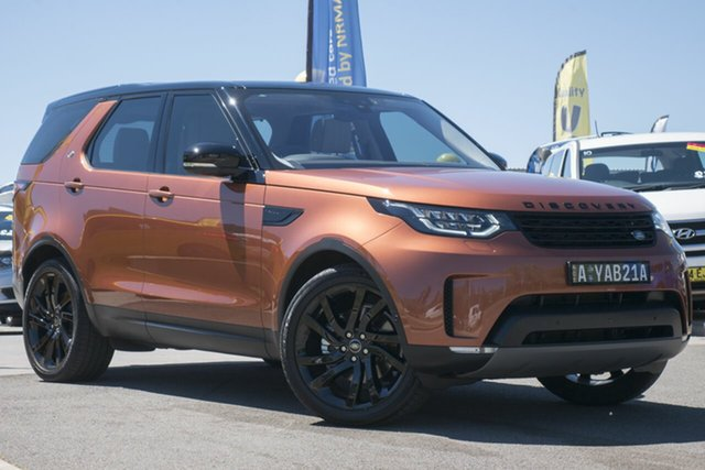 Used Land Rover Discovery TD6 First Edition, Phillip, 2017 Land Rover Discovery TD6 First Edition Wagon