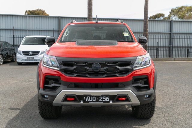 Demonstrator, Demo, Near New Holden Special Vehicles Colorado Sportscat Plus (4x4), Oakleigh, 2018 Holden Special Vehicles Colorado Sportscat Plus (4x4) RG MY18 Crew Cab Pickup