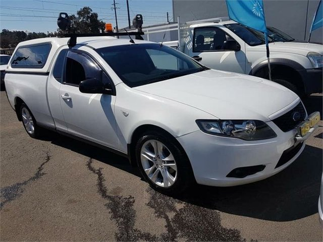 Used Ford Falcon, Campbelltown, 2009 Ford Falcon Utility