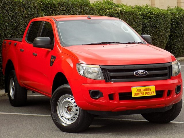 Used Ford Ranger XL Double Cab, 2013 Ford Ranger XL Double Cab Utility