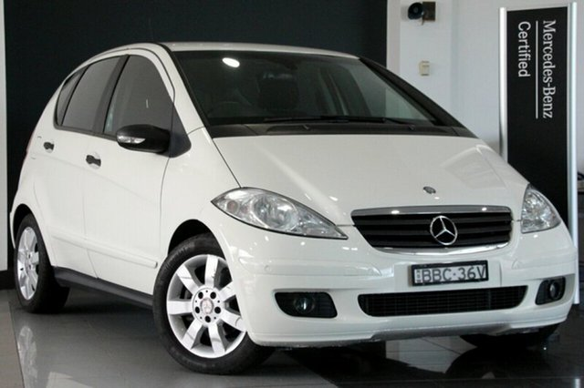 Used Mercedes-Benz A170 Classic, Southport, 2007 Mercedes-Benz A170 Classic Hatchback