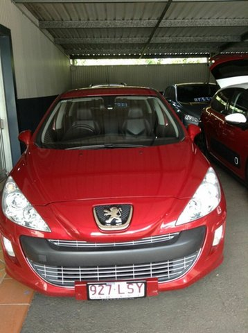 Used Peugeot 308 XSE, Nambour, 2008 Peugeot 308 XSE T7 Hatchback