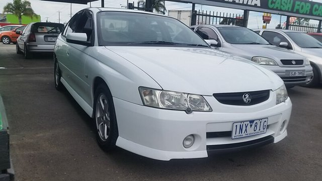 Used Holden Commodore S, Cheltenham, 2003 Holden Commodore S Sedan