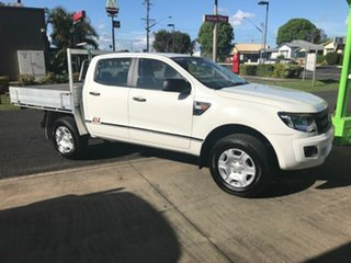 2013 Ford Ranger 4x4 Trayback Dual Cab.