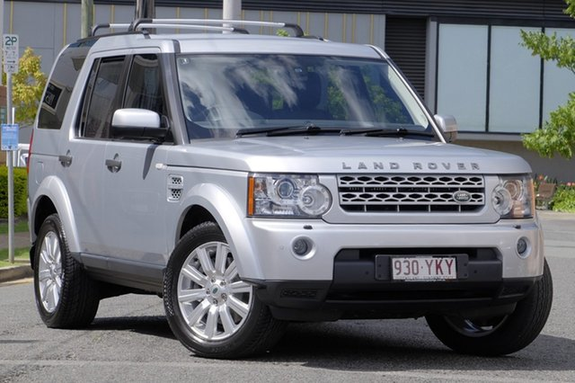 Used Land Rover Discovery 4 SDV6 SE, Newstead, 2013 Land Rover Discovery 4 SDV6 SE Wagon