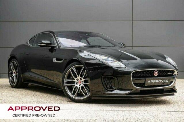 Demonstrator, Demo, Near New Jaguar F-TYPE R-Dynamic 280kW, Geelong, 2017 Jaguar F-TYPE R-Dynamic 280kW Coupe