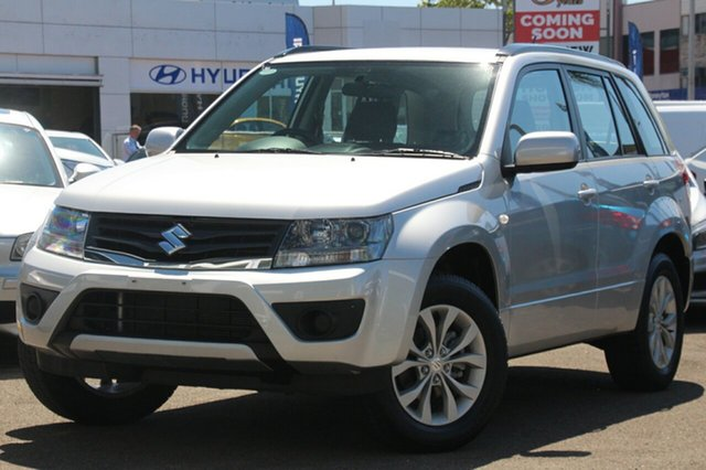 Used Suzuki Grand Vitara Sports (4x4), Brookvale, 2013 Suzuki Grand Vitara Sports (4x4) Wagon