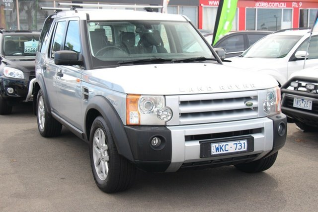 Used Land Rover Discovery 3 SE, Cheltenham, 2008 Land Rover Discovery 3 SE Wagon