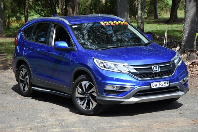 Used Honda CR-V Limited Edition, Southport, 2015 Honda CR-V Limited Edition Wagon