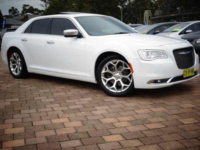 Used Chrysler 300 C Luxury, Narellan, 2017 Chrysler 300 C Luxury Sedan