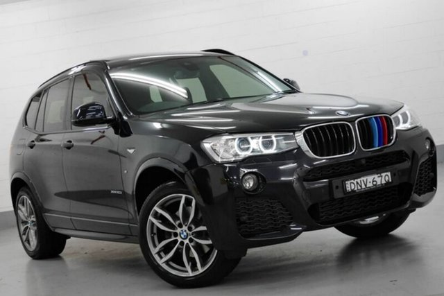 Used BMW X3 xDrive20d Steptronic, Chatswood, 2017 BMW X3 xDrive20d Steptronic Wagon