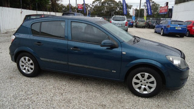 Used Holden Astra CD, Seaford, 2007 Holden Astra CD Hatchback