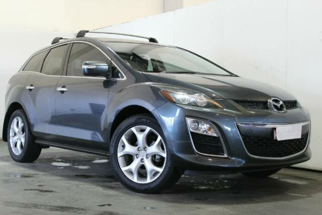 Used Mazda CX-7 Luxury Sports, Underwood, 2010 Mazda CX-7 Luxury Sports Wagon