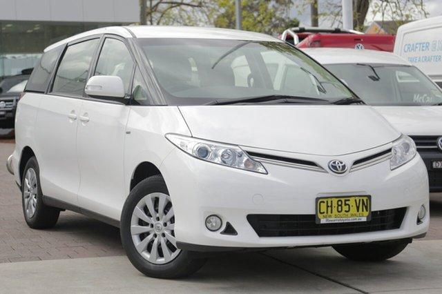 Used Toyota Tarago GLi, Waitara, 2016 Toyota Tarago GLi Wagon