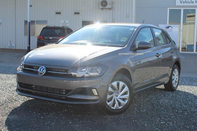 New Volkswagen Polo 70 TSI Trendline, Southport, 2018 Volkswagen Polo 70 TSI Trendline Hatchback