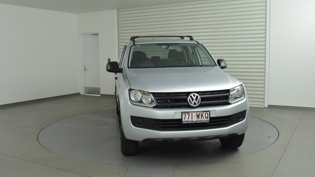 Used Volkswagen Amarok TDI420 4Motion Perm, Southport, 2015 Volkswagen Amarok TDI420 4Motion Perm Utility