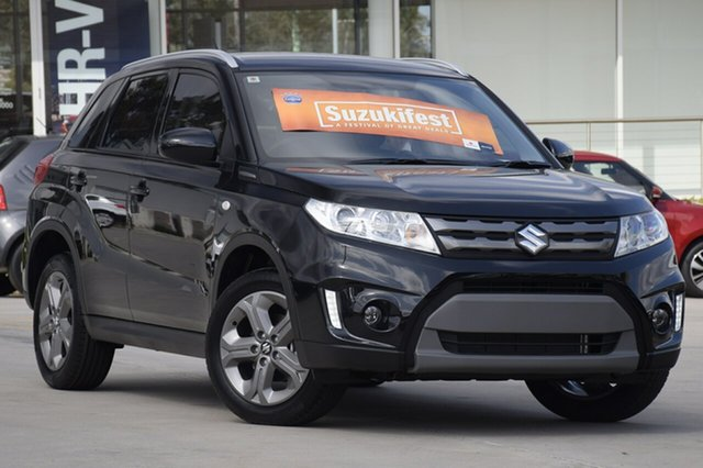 Discounted Demonstrator, Demo, Near New Suzuki Vitara RT-S 2WD, Southport, 2018 Suzuki Vitara RT-S 2WD SUV