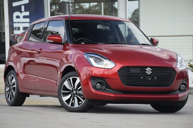 Discounted New Suzuki Swift GLX Turbo, Narellan, 2019 Suzuki Swift GLX Turbo Hatchback