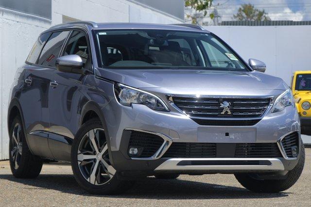 New Peugeot 5008 Allure, Bowen Hills, 2018 Peugeot 5008 Allure Wagon