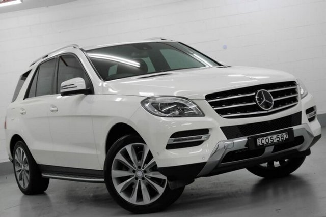 Used Mercedes-Benz ML350 BlueEFFICIENCY 7G-Tronic +, Southport, 2013 Mercedes-Benz ML350 BlueEFFICIENCY 7G-Tronic + Wagon