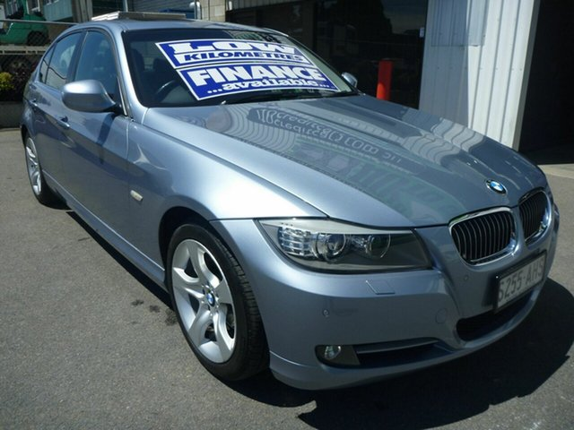 Used BMW 320d Executive Steptronic, Edwardstown, 2010 BMW 320d Executive Steptronic Sedan