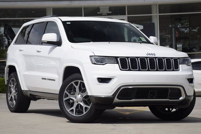 Demonstrator, Demo, Near New Jeep Grand Cherokee 25th Anniversary, Southport, 2018 Jeep Grand Cherokee 25th Anniversary SUV