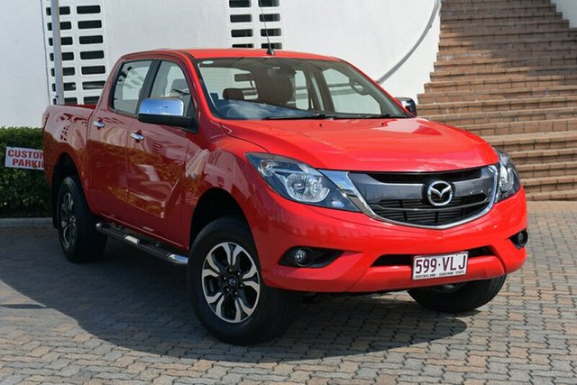 Discounted Used Mazda BT-50 XTR, Southport, 2015 Mazda BT-50 XTR Utility