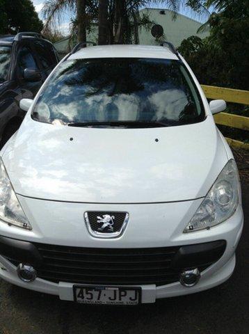 Used Peugeot 307 XS HDi 1.6 Touring, Nambour, 2006 Peugeot 307 XS HDi 1.6 Touring MY06 Upgrade Wagon