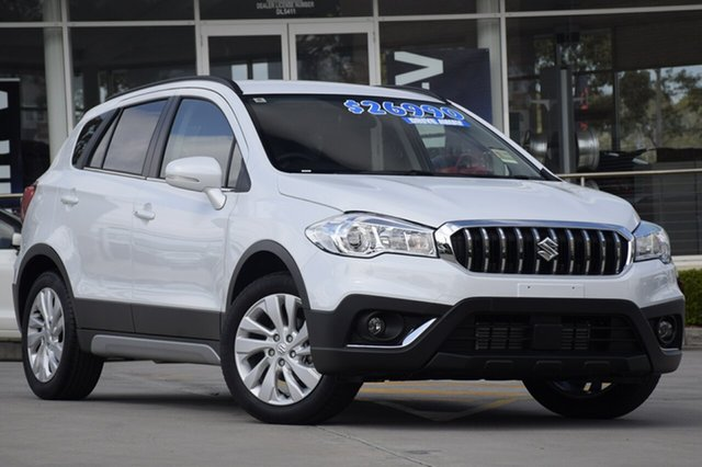 Discounted New Suzuki S-Cross Turbo, Southport, 2018 Suzuki S-Cross Turbo SUV