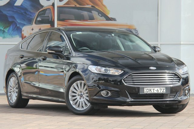 Used Ford Mondeo Trend SelectShift, Warwick Farm, 2016 Ford Mondeo Trend SelectShift Hatchback