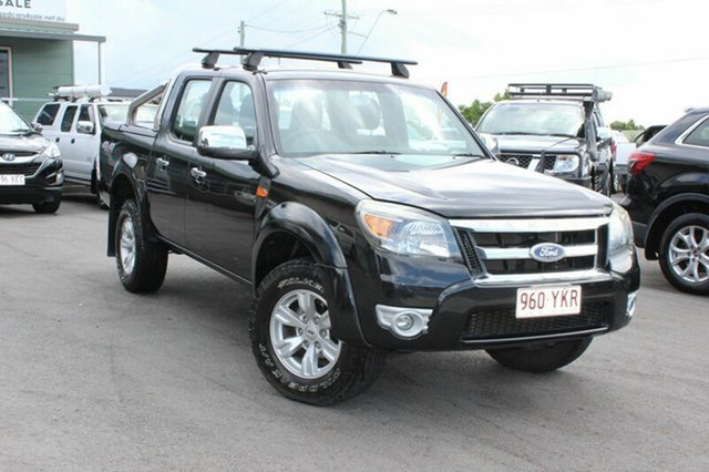 Used Ford Ranger XLT Crew Cab, Tingalpa, 2011 Ford Ranger XLT Crew Cab Utility
