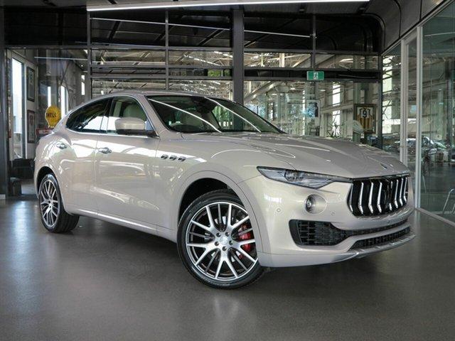 Used Maserati Levante Luxury Q4, North Melbourne, 2017 Maserati Levante Luxury Q4 Wagon