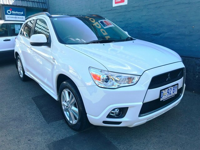 Discounted Used Mitsubishi ASX Aspire (4WD), Hobart, 2013 Mitsubishi ASX Aspire (4WD) Wagon