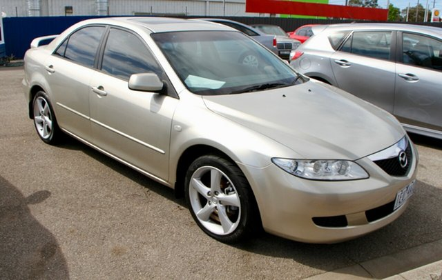 Used Mazda 6 Luxury, Cheltenham, 2003 Mazda 6 Luxury Sedan